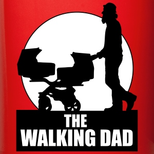 THE WALKING DAD - TWO - TWINNS Mugs & Drinkware - Full Color Mug