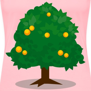 Tree 4 - Women's Premium T-Shirt