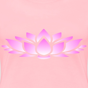 Lotus flower 2 - Women's Premium T-Shirt