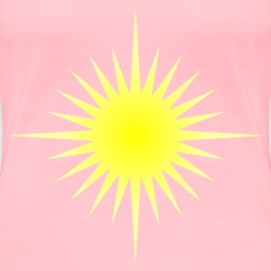 Blazing sun 6 - Women's Premium T-Shirt