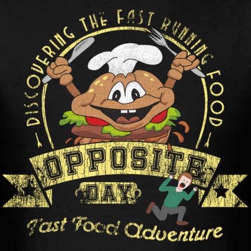 Opposite Day Fast Food