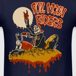 full moon 1 vintage - Men's T-Shirt