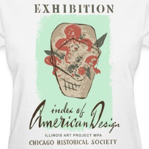 Chicago Art Exhibit - Women's T-Shirt