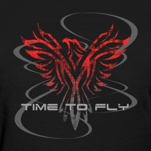 Time to Fly - Women's T-Shirt