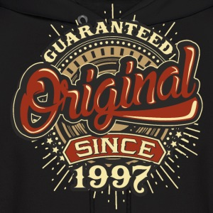 Birthday guaranteed since 1997 - Present Hoodies - Men's Hoodie