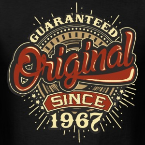 Birthday guaranteed since 1967 - Present T-Shirts - Men's T-Shirt