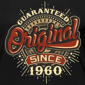 Birthday guaranteed since 1960 - Present Long Sleeve Shirts - Women's Premium Long Sleeve T-Shirt