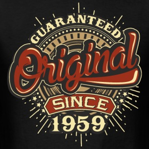 Birthday guaranteed since 1959 - Present T-Shirts - Men's T-Shirt