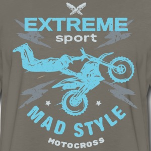 Mad Style Moto - Men's Premium Long Sleeve T-Shirt