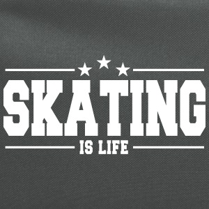 skating is life 1 Bags & backpacks - Computer Backpack