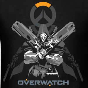 OVERWATCH REAPER TSHIRT - Men's T-Shirt