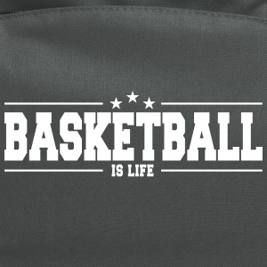 basketball is life 1 Bags & backpacks - Computer Backpack