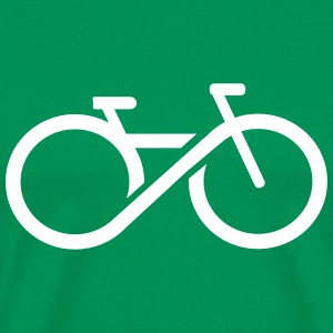 Infinity cycling T-Shirts - Men's Premium T-Shirt