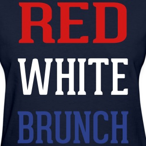 Red White Brunch T-Shirts - Women's T-Shirt