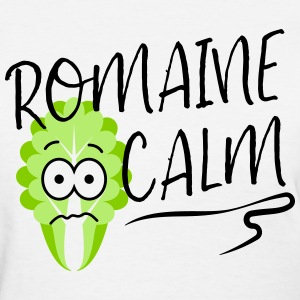 Romaine Calm T-Shirts - Women's T-Shirt