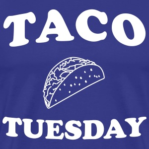 Taco Tuesday T-Shirts - Men's Premium T-Shirt