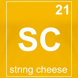 SC String Cheese Element T-Shirts - Women's Premium T-Shirt