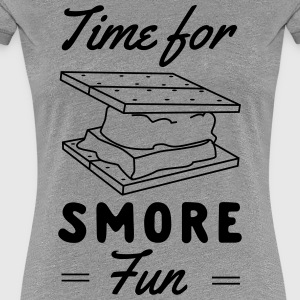 Time for smore fun T-Shirts - Women's Premium T-Shirt