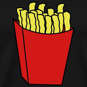 French Fries T-Shirts - Men's Premium T-Shirt