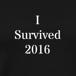 Survived 2016 - Men's Premium T-Shirt