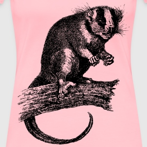 Feathertailed possum - Women's Premium T-Shirt