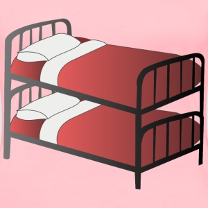 Bunk bed - Women's Premium T-Shirt