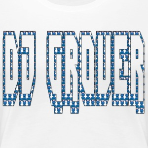 Women's DJ Grover Tee - Women's Premium T-Shirt