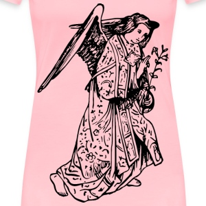 Angel Gabriel - Women's Premium T-Shirt