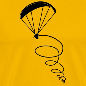 thermik paragliding - Men's Premium T-Shirt