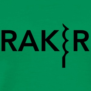 Raker - Men's Premium T-Shirt