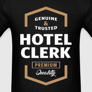 Hotel Cleck Logo Tees - Men's T-Shirt