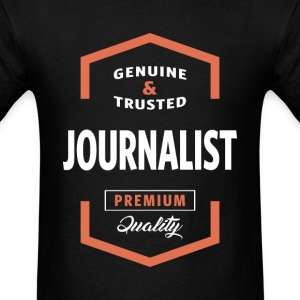 Journalist Logo Tees - Men's T-Shirt