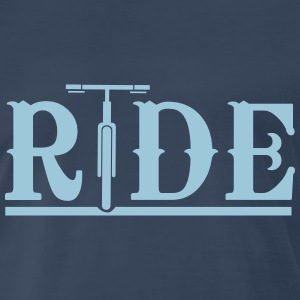 Ride Bikes T-Shirts - Men's Premium T-Shirt