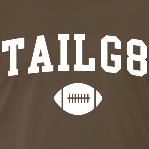 TailG8 Football T-Shirts - Men's Premium T-Shirt
