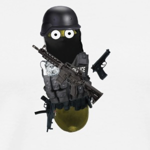 SWAT Pickle - Men's Premium T-Shirt