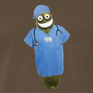 Nurse Pickle - Men's Premium T-Shirt