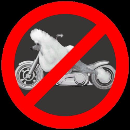 No Poodle bikes for light