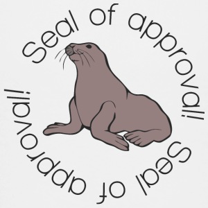 Seal Of Approval Funny - Kids' Premium T-Shirt