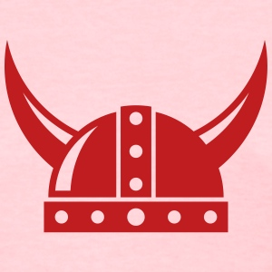 Viking Helmet T-Shirts - Women's T-Shirt