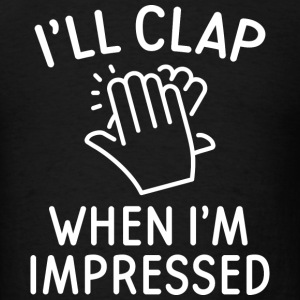 Impressed - Men's T-Shirt