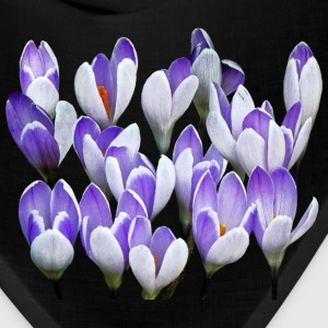 Cluster Of Crocuses Caps - Bandana