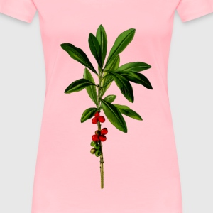 February daphne 2 (detailed) - Women's Premium T-Shirt
