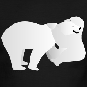 Two polar bears T-Shirts - Men's Ringer T-Shirt