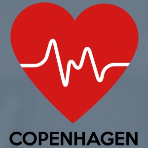 Heart Copenhagen - Men's Premium T-Shirt