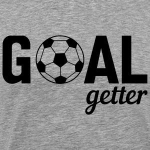 Goal Getter T-Shirts - Men's Premium T-Shirt