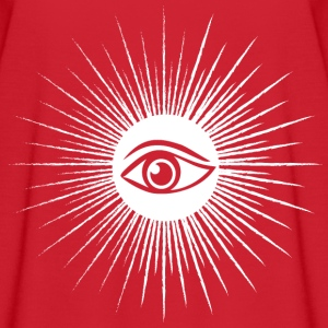 Masonic eye T-Shirts - Women's Flowy T-Shirt