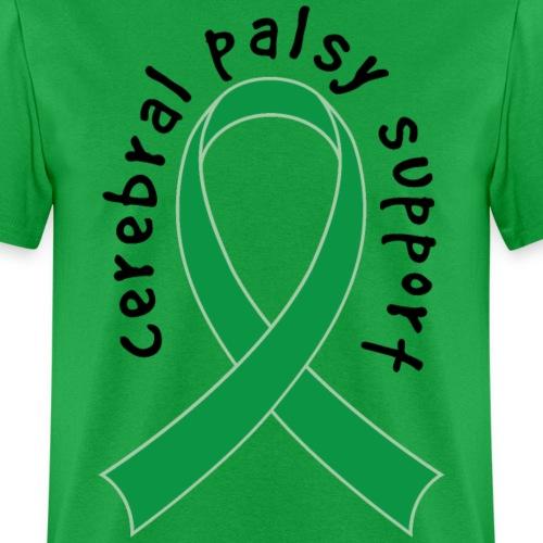 Cerebral Palsy Awareness Support Ribbon