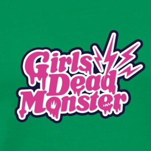 Girls Dead Monster - Men's Premium T-Shirt
