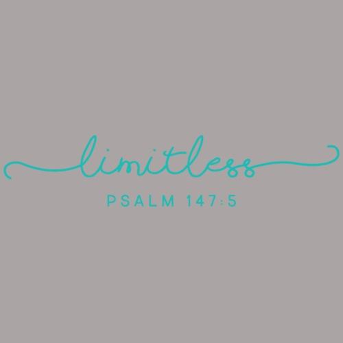 Limitless {Psalm 147:5}