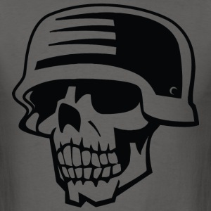 Head Army Skull - Men's T-Shirt